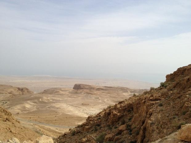 Dead Sea Vista