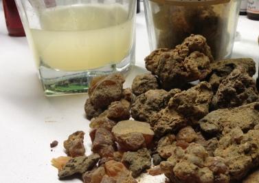 Arabian Myrrh-Commiphora Myrrha