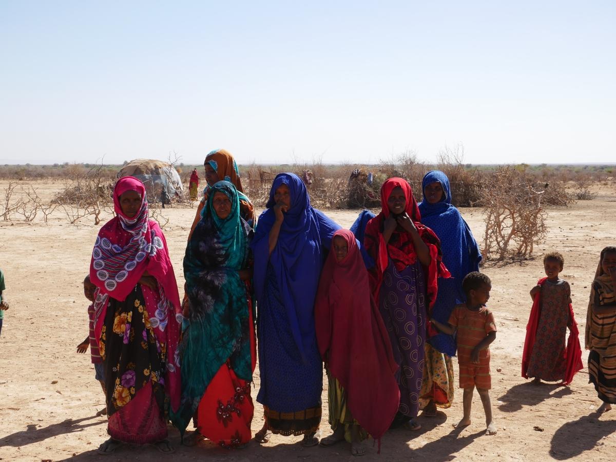 The Frankincense collectors. Somali Region-Ethiopi…
